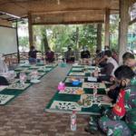 Adakan Silaturahim, Tokoh Masyarakat dan Aparatur Negara Dukung Wakaf Pembangunan Masjid DT Serua