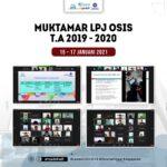 DEMISIONER OSIS-MPK SMP ADZKIA ISLAMIC SCHOOL PERIODE 2019/2020